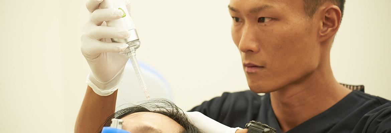 テーラーメイドな頭髪療法